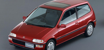 Honda Today 1988—1996