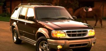 Ford Explorer II Внедорожник 5 дв. 1995—2001