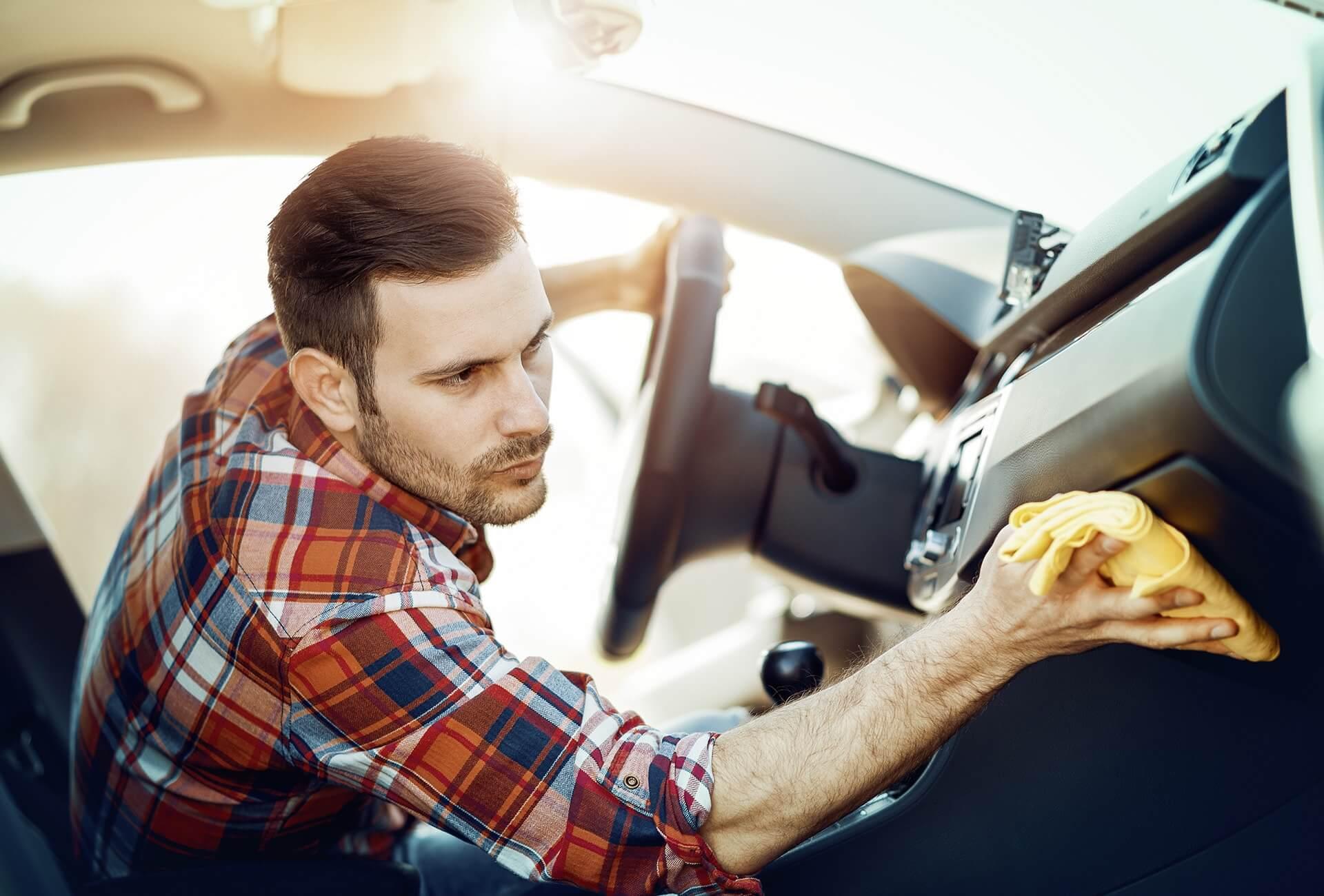 Как бороться с неприятными запахами в автомобиле