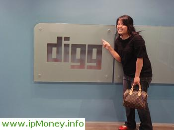Офис Digg